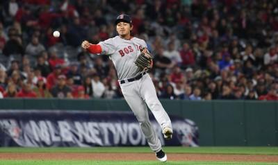 MLB》紅襪工具人霍特將歸隊 林子偉最快下週遭下放?