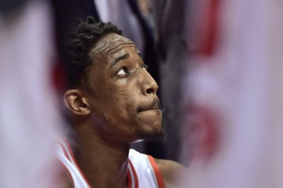 NBA》坐板凳看詹皇絕殺暴龍 一哥德羅森:糟透了