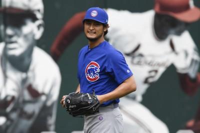 MLB》換捕手幫助達比修找回身手?小熊教頭回應