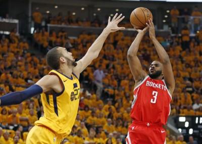 NBA》保羅雙十率火箭聽牌 後天拚西部決賽入場券(影音)