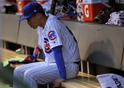 MLB》大聯盟僅待一天 曾仁和遭小熊下放回3A