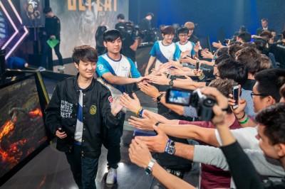 LOL MSI》閃電狼創最佳小組賽成績 四強將強碰南韓KZ