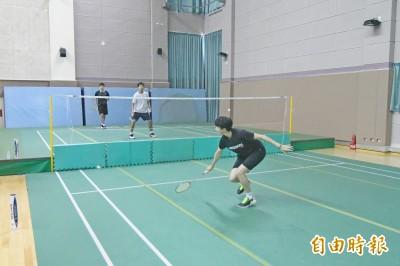 羽球》台灣羽球選手不用恨天高 國訓中心場地有秘密武器