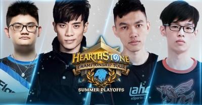 爐石》HCT亞太區夏季季後賽開打 力拚晉級夏季冠軍賽資格