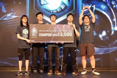 暴雪英霸》台灣冠軍隊LM擊敗東南亞勁旅 出征6月瑞典季中賽