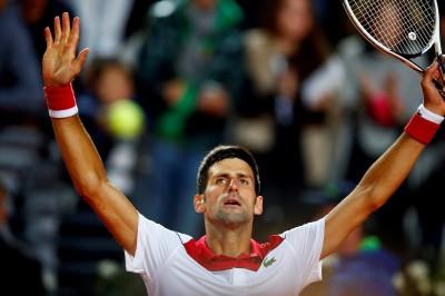 網球》羅馬名人賽狹路相逢 喬帥紅土再戰錦織圭