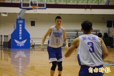 籃球》林庭謙、吳永盛加入未來之星 期待與兒時偶像對抗
