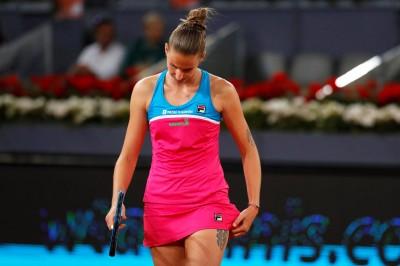 網球》球拍怒砸主審座椅 WTA至少重罰3萬台幣!