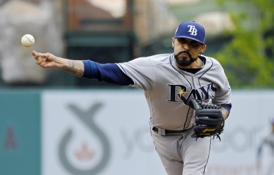 MLB》把比賽當成春訓在打 !天使內野手批光芒「假先發」