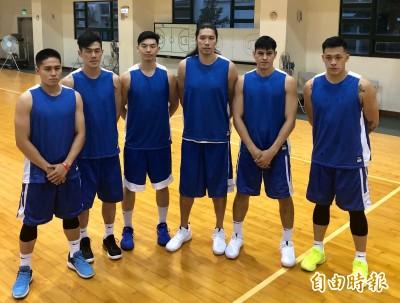籃球》借重曾文鼎、楊敬敏經驗 台灣男籃今開訓、6月赴韓移訓