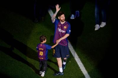 世足賽》年度10大球星出爐  梅西又一排名碾壓C羅