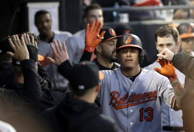 MLB》賽前重申「只想好好打球」 馬查多扛聯盟最多第15轟(影音)