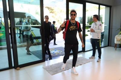 世足賽》腳傷開刀停練3個月 內馬爾今向巴西隊報到