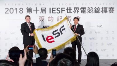電競》IESF台灣代表隊選手  可獲每月四萬訓練營養金