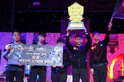 傳說對決》J Team奪GCS春季總冠軍 將代表出征AWC世界盃