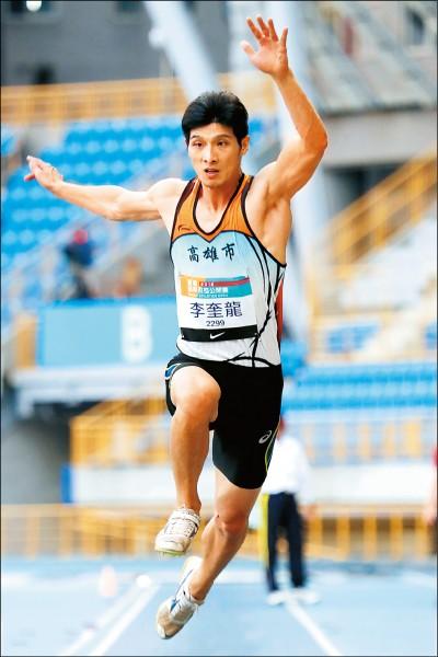 台灣國際田徑公開賽》19歲標槍新星 李慧君破全國