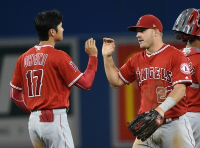 MLB》從大谷身上學日文?楚奧特:真的很難