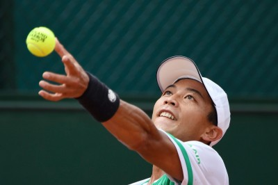 網球》盧彥勳肩傷未癒 法網紅土大滿貫退賽