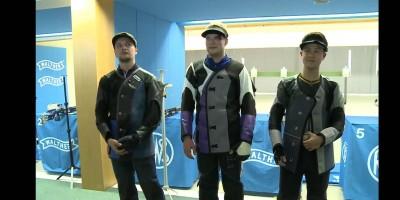 射擊》再傳捷報!呂紹全贏得世界盃男子10公尺空氣步槍銅牌