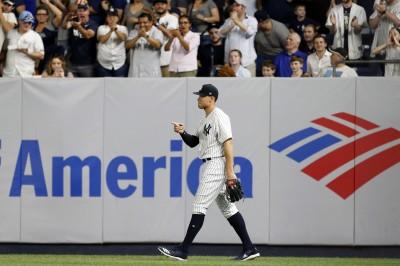 MLB》時速161公里的正義! 法官兩度不落地長傳狙擊天使(影音)