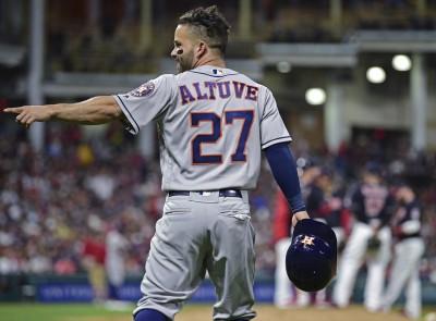 MLB》艾圖維追平二壘安 太空人2局猛攻11分驚天逆轉(影音)