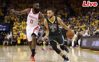 NBA Live》末節只拿9分  火箭客場86:115遭勇士痛宰