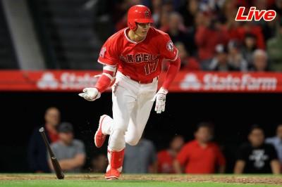 MLB Live》大谷首度連2場未敲安 天使仍大勝洋基