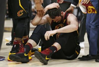 NBA》5屆明星大前鋒腦震盪缺賽 騎士第七戰利空?(影音)