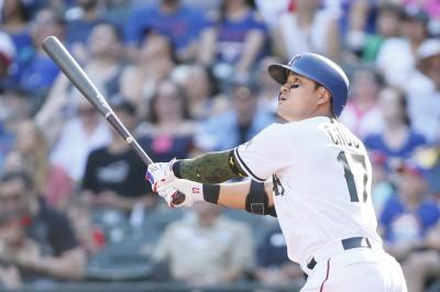 MLB》秋信守再見全壘打 176轟超越酷斯拉登亞洲之王(影音)