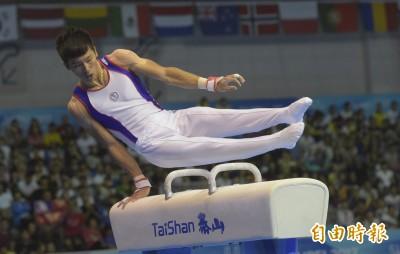 體操》恭喜!李智凱世界盃挑戰賽 鞍馬項目摘金(影音)