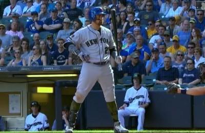 MLB》110公里超慢球進壘 A-Gon看傻讓主播笑瘋 (影音)