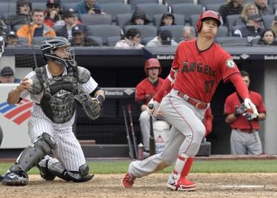 MLB》嚐到惡魔指叉威力!田中將大讓大谷打擊姿勢都變形(影音)