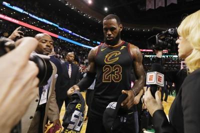 NBA》詹姆斯近4年首位「打好打滿」 用體力換到冠軍戰門票