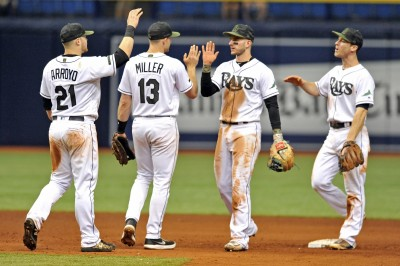 MLB》後援5.2局拿救援成功 光芒長中繼創15年紀錄