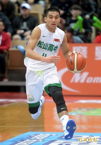 籃球》瓊斯盃台灣白隊名單出爐 高國豪、林庭謙、吳永盛都入選