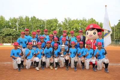 棒球》桃園市奪華南金控盃少棒錦標賽冠軍 獲U12亞洲少棒組訓權
