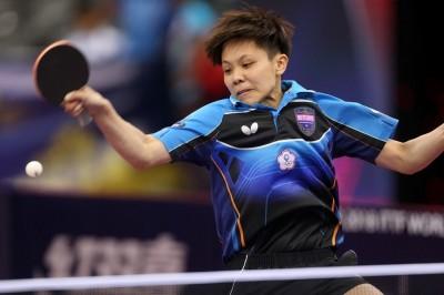 中國桌球公開賽》錯失3個賽末點  鄭怡靜不敵韓妹