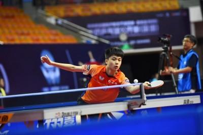 桌球》被馬龍點評為未來中國主要對手  神童淡定:「別想太多﹗」
