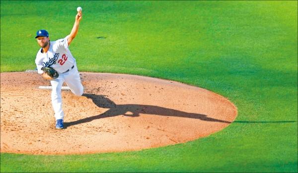 MLB》克蕭手氣「背」 又進傷兵1個月
