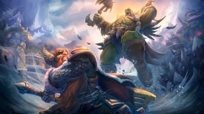 暴雪英霸》開發團隊:「奧特蘭克隘口」是魔獸具標誌性的戰場地圖(影音)