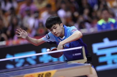 日本桌球賽籤表出爐   林昀儒有望對決大滿貫得主張繼科