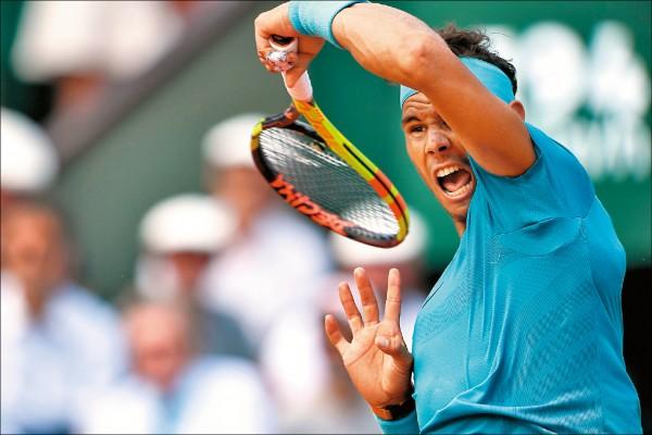 法網》ATP第900勝 「蠻牛」快意晉8強
