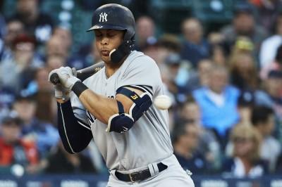 MLB》觸身球恩怨險些引衝突 費爾斯:史坦頓反應有些幼稚