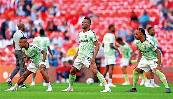 2018世足之最》哥國最老 奈及利亞最嫩