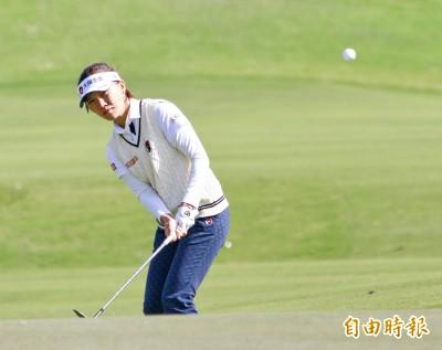 JLPGA》宮里藍三得利女子公開賽首日 盧曉晴、姚宣榆並列第13