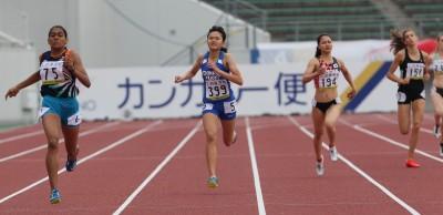 田徑亞青賽》台灣隊再獲獎牌 楊睿萱400公尺獲銅
