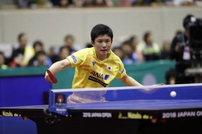 日本桌球賽》蝦密!中國龍王輸給14歲怪物少年