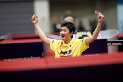桌球》連破兩大中國奧運金牌名將 日本「怪物少年」逆轉封王