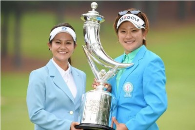 JLPGA》宮里藍三得利女子公開賽   成田美壽壽延長加賽奪冠