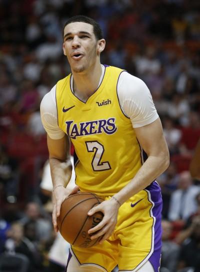 NBA》湖人「球哥」接受PRP治療  術後狀況良好